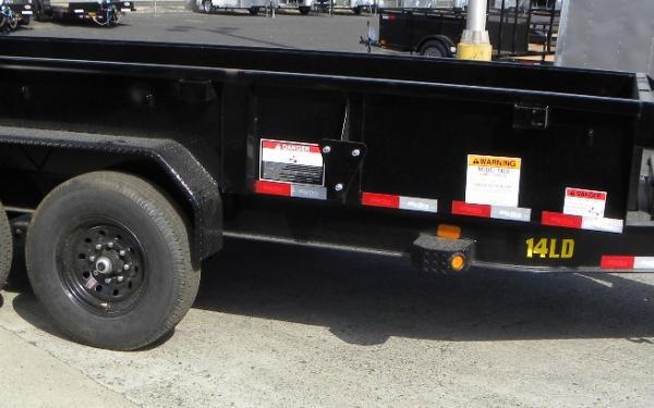 Big Tex 14LD-14 Low Profile Dump