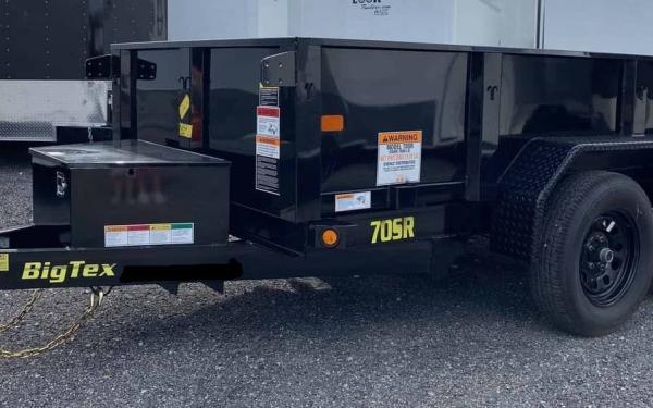Big Tex 70SR-10-5WDD
