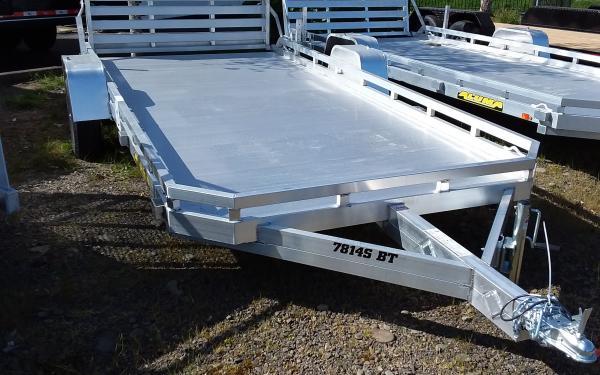 Aluma E 7814S-BT-TR Utility Trailer