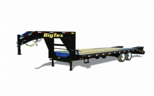 14GN  Big Tex Gooseneck Trailer