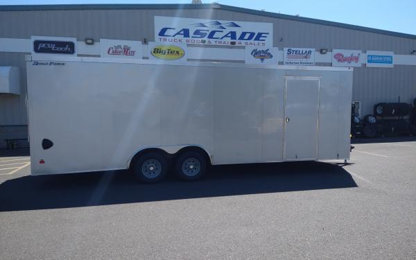 Wells Cargo E RFV8524T2 Enclosed Cargo Trailer