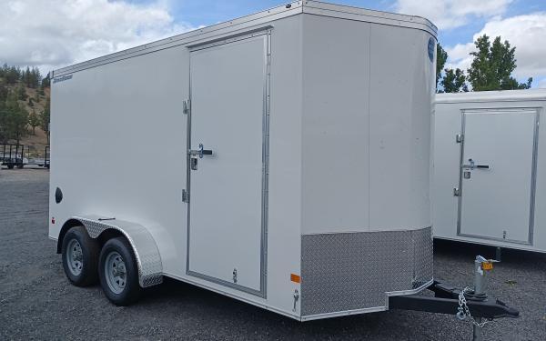 Wells Cargo E RFV714T2 Enclosed Cargo Trailer