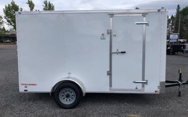 CargoMate E CH612SA Enclosed Cargo Trailer