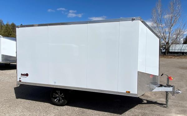 Cargo Mate B RLAS8.512SA Redline Snowlite Trailer