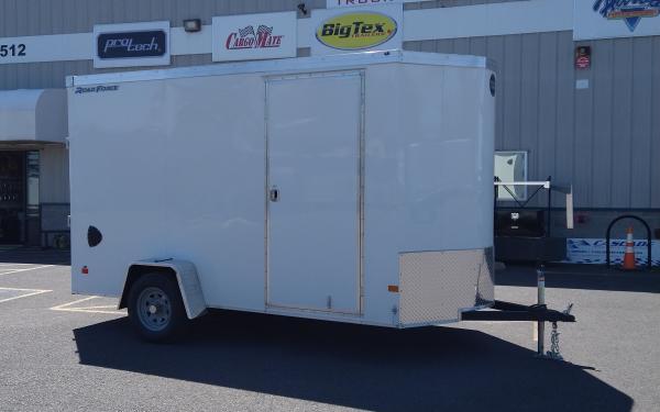 Wells Cargo E RFV712T2 Enclosed Cargo Trailer