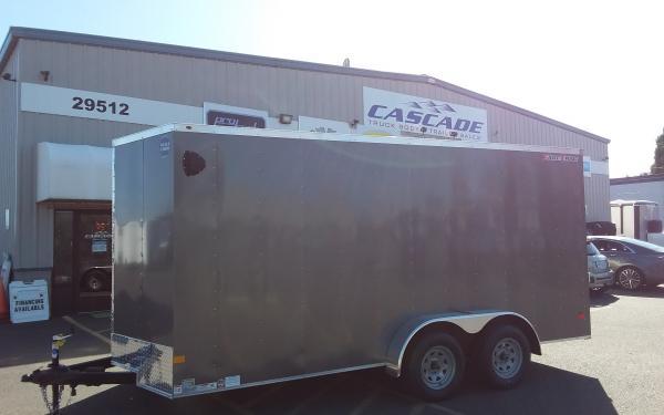 Wells Cargo E FT612S2-D Enclosed Cargo Trailer