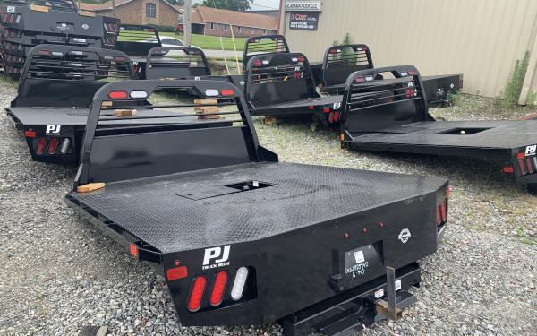 PJ Truck Bed 8'6/97/58/42 Plain #5872