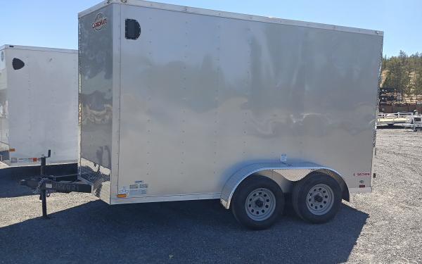 Cargo Mate B EHW612TA2 Enclosed Cargo Trailer