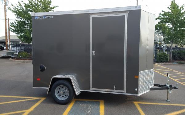 Wells Cargo E RFV610S2 Enclosed Cargo Trailer