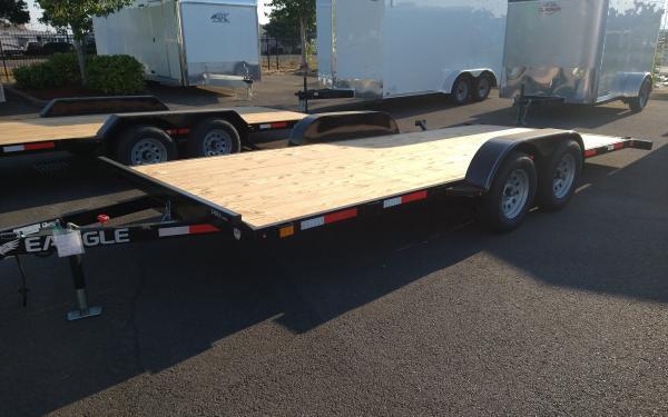 Eagle ETB718TA2 Tandem Axle Tilt Bed 7K