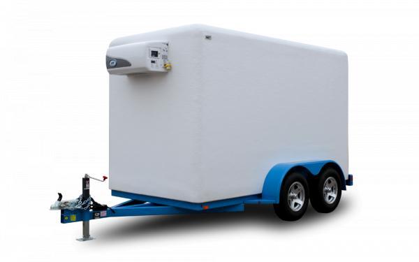 Polar King 6x12 Freezer Trailer