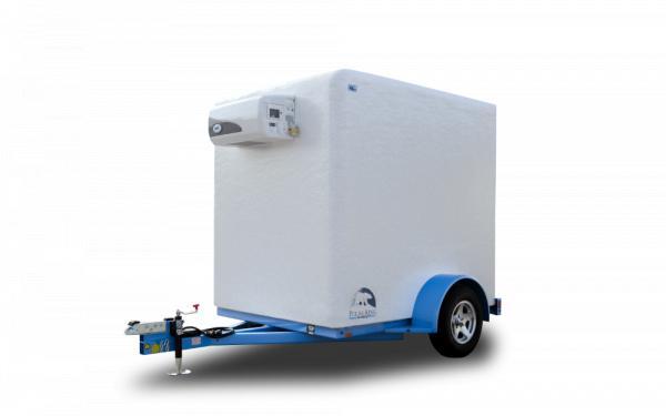 Polar King 6x8 Freezer Trailer