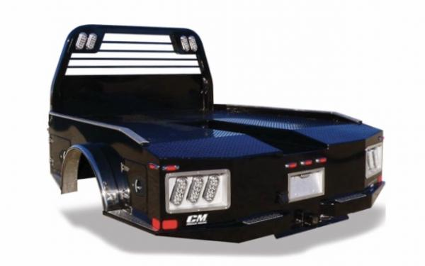 CM ER model truckbed