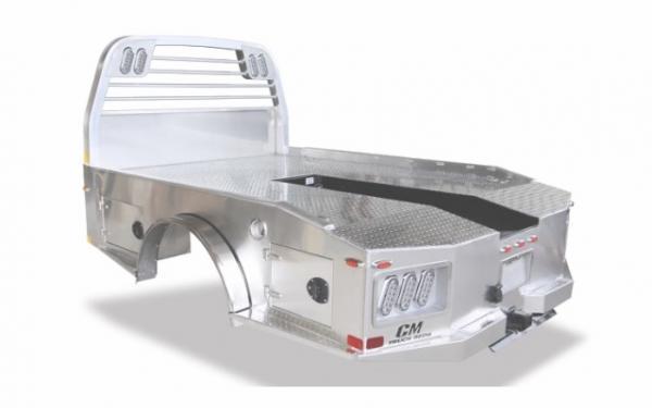 CM ALER model truckbed