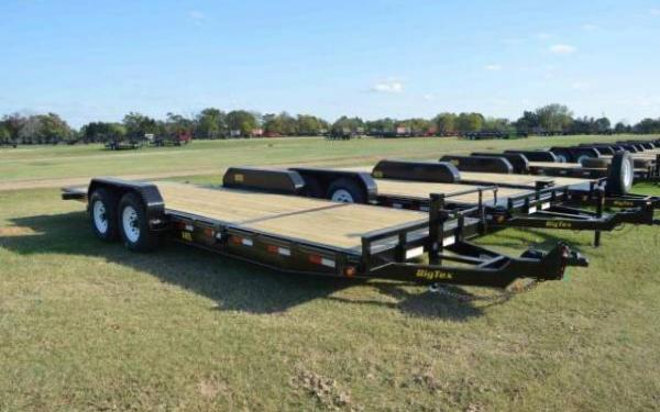 Pro Series Tandem Axle Tilt Bed