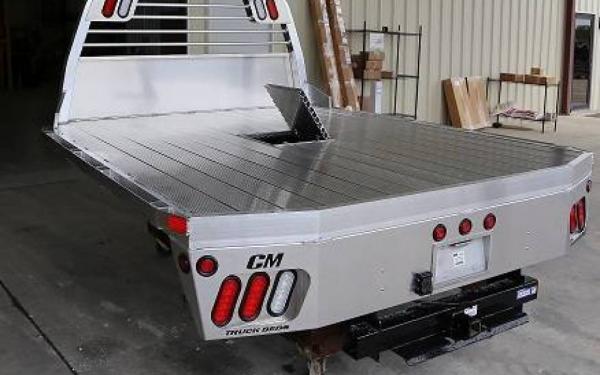 "CM RD Aluminum Model 11'4"" Truck Bed"