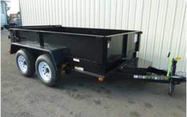 6x12 Carry On Dump TA 10k