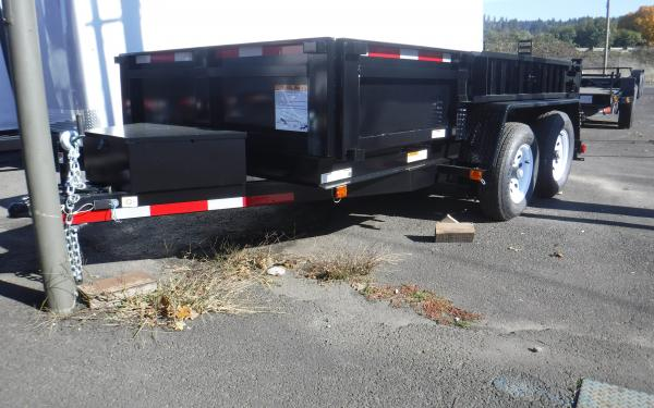 6x12 Carry On Dump TA 12k
