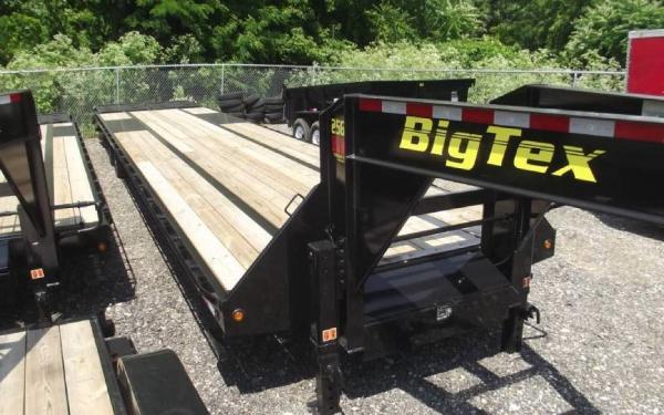 New 2016 BIG TEX 25GN35BK+MR