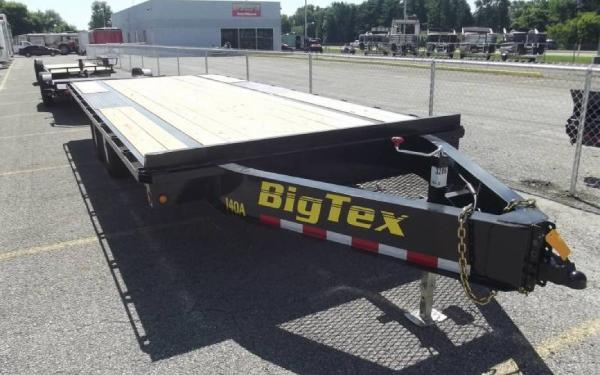 New 2015 Big Tex Trailers Equipment and Tilt Trailers 14OA-20