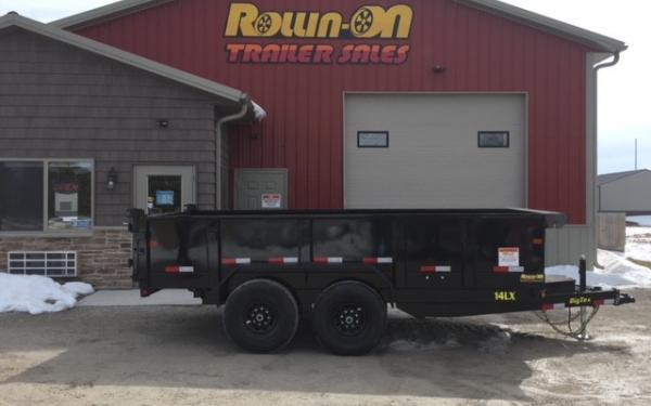 2021 Big Tex 14LX Dump Trailer-14'