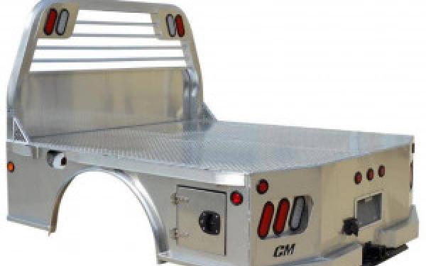 """CM Truck ALSK Model 8'6"""" x 97"""" Truck Bed"""