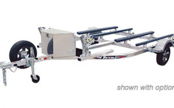 Triton EliteWCII Two Place Aluminum Jet Ski Trailer