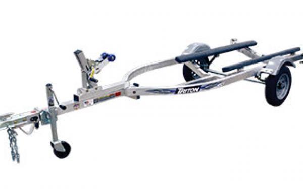 Triton LTWCI-X Single Aluminum Jet Ski Trailer