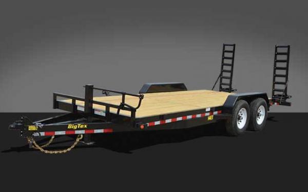 Big Tex Tandem Axle Equipment Trailer 14ET-18KR