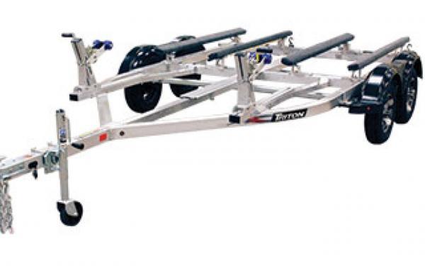 Triton WC2-2 Two Place Aluminum Jet Ski Trailer