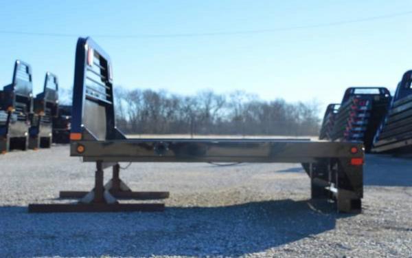 SS Model CM Truck Bed