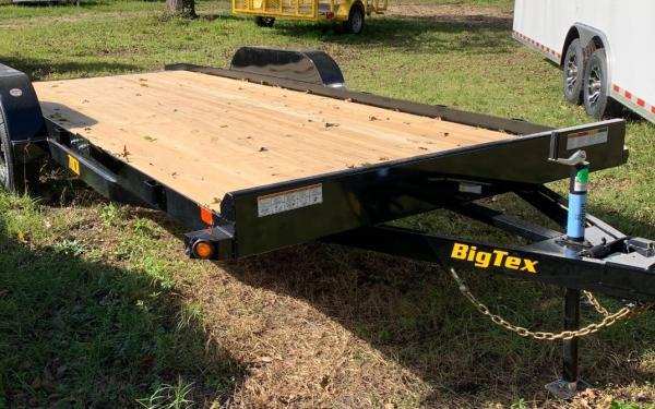 Big Tex 20' Auto Hauler 70CH-20DT