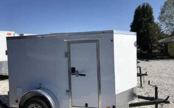 5'x 8' V-Nose Cargo BARN DOOR