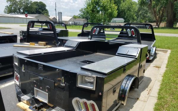 "Norstar SD model  Truck Bed- 9'4"" bed"