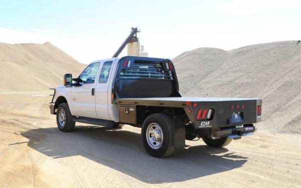 CM RD Steel Rail Side Deluxe Truck Bed
