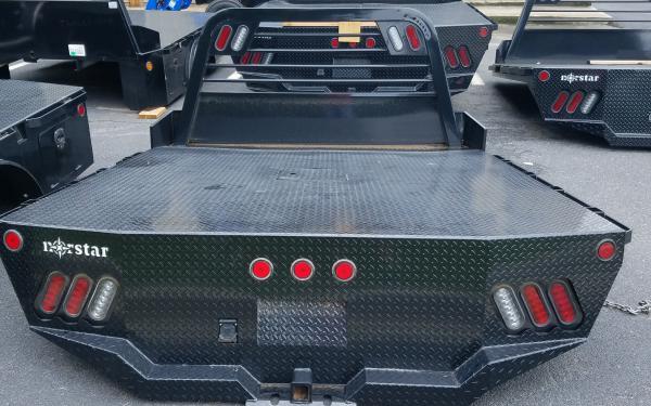 Norstar SR model Truck Bed -  8'6 bed