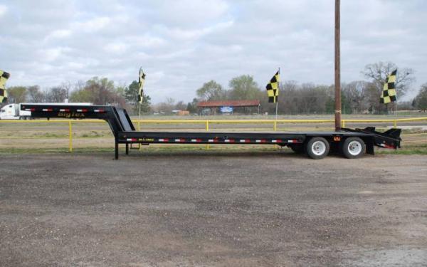 Big Tex 5XGL Lowboy Heavy Equipment Transport