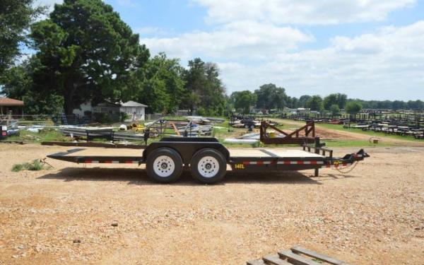 Big Tex 14TL-20BK Equipment Trailer
