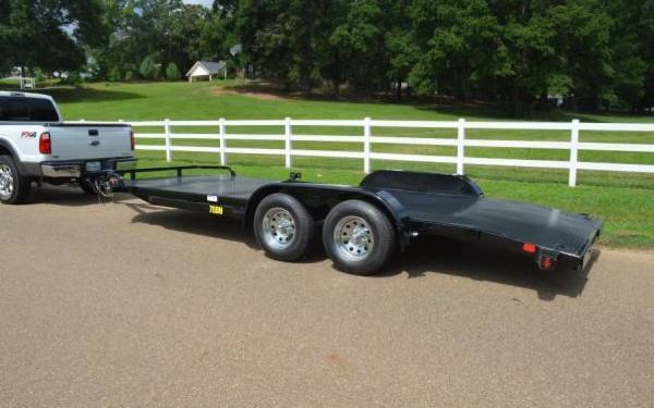 2015 Big Tex Diamond Back Car Hauler