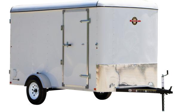 6x12 Carry On Cargo Trailer 3k