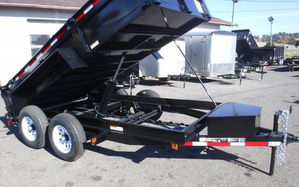 6x12 Carry-On Dump Tandem Axle 12k