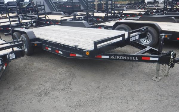 Ironbull Equipment Trailer 10k (16' 18' 20')