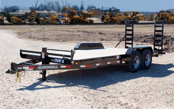 Ironbull Equipment Trailer 14k (18', 20', 22')