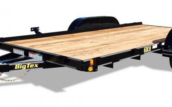 """Big Tex 83""""x16' Tandem Axle Auto Hauler Special"""