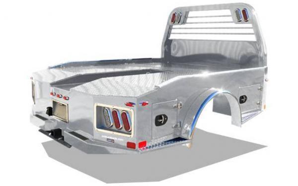 CM ER Aluminum Truck Bed (Get Quote Now)