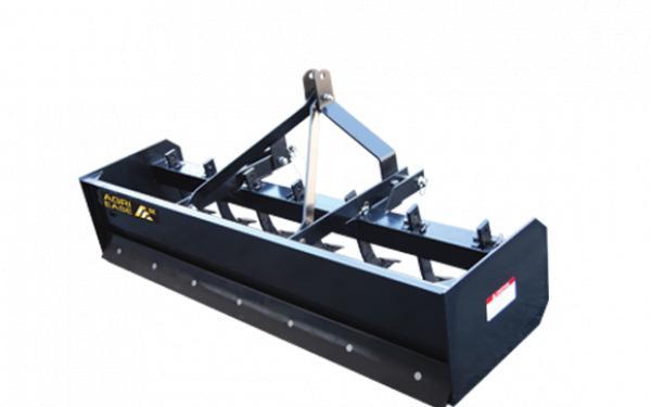 "Braber Equipment BE-BBR45G 4'6"" Box Blade"