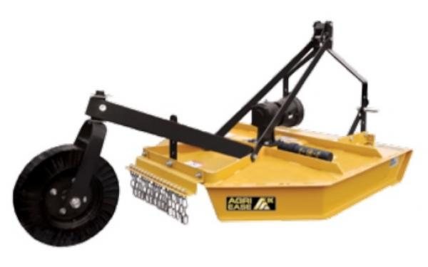 """Braber Equipment BE-RC600G 72"""" Rotary Cutter"""