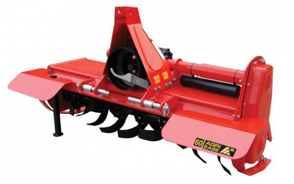 """Braber Equipment BE-FTL150 59"""" Rotary Tiller"""