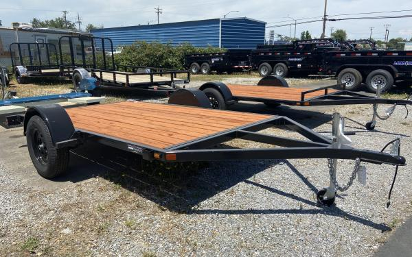 Iron Eagle 6'X10' 3000 Utility Trailer can be order in about 3 weeks in various sizes