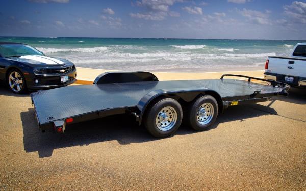 Big Tex 70DM Diamond Back Car Hauler